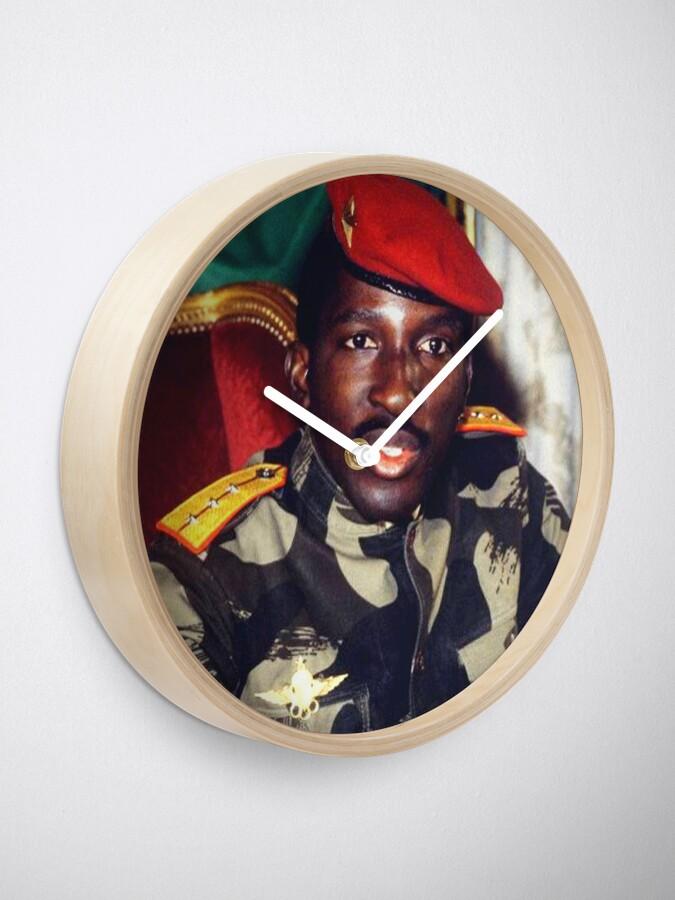 Alternate view of THOMAS SANKARA-AFRICAN 2 Clock