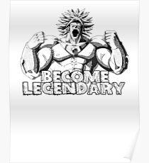 Become Legendary, TRAIN INSANE Poster