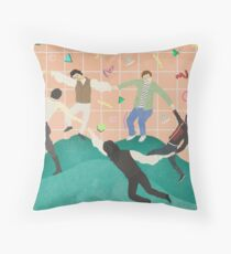 what we do in the shadows Throw Pillow