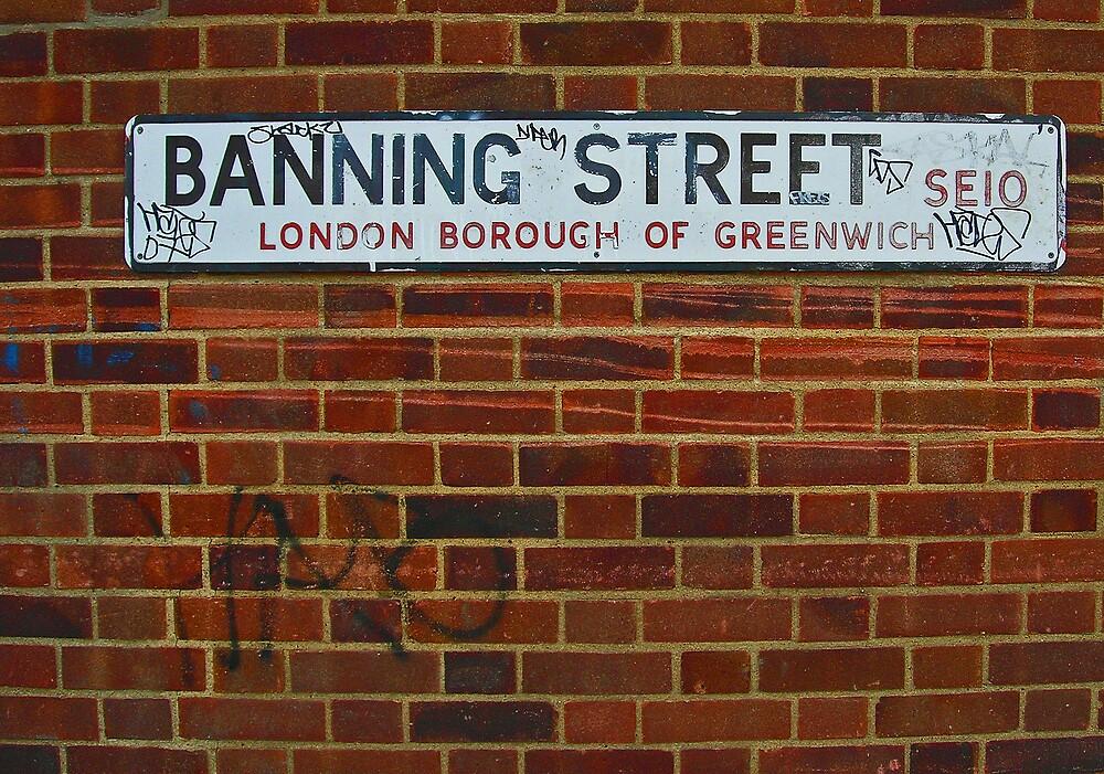 Banning Street by Christine Leman-Riley