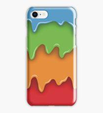 Bright & Colorful Goo iPhone Case/Skin