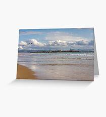 Andalucian Coastline - Tarifa Greeting Card
