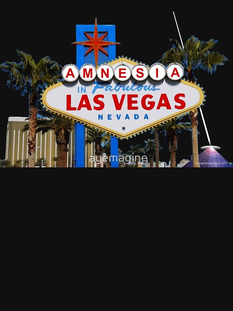 Amnesia Las Vegas by ayemagine