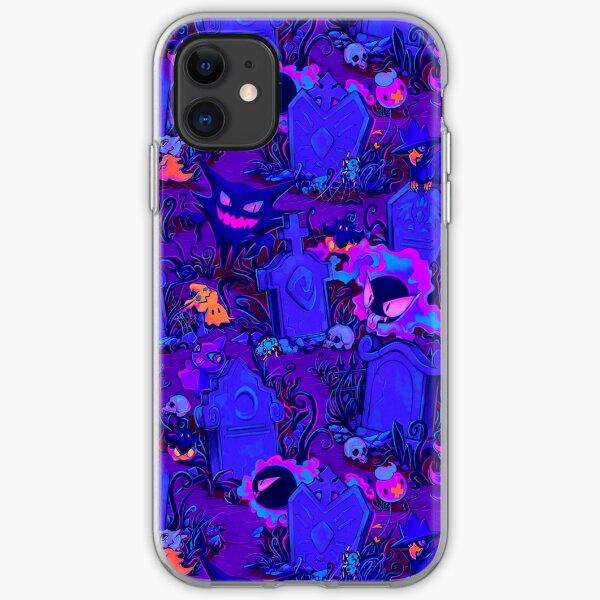 Grave Rave iPhone Soft Case