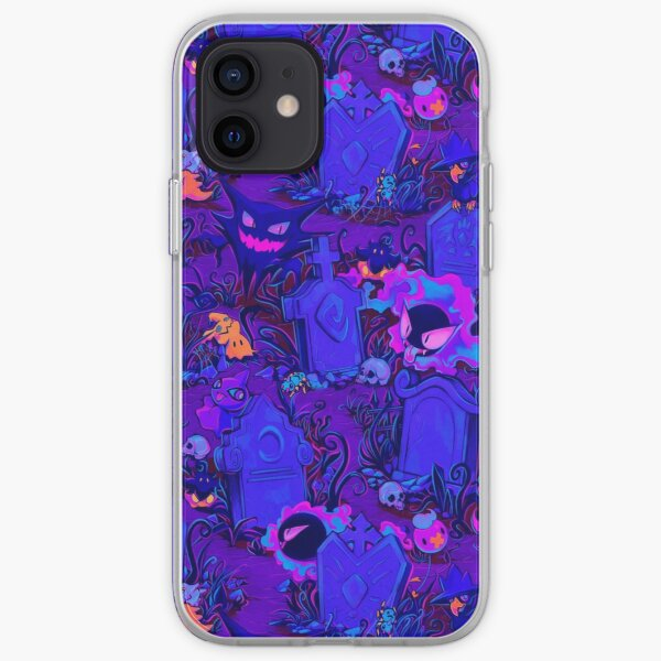 Grave Rave iPhone Soft Case