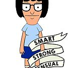 Smart Strong Sensual by Jen  Talley