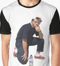 Mac Demarco Water Squat Graphic T-Shirt