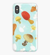 Virginia Mushrooms iPhone Case/Skin