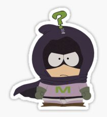 Mysterion (South Park) Sticker