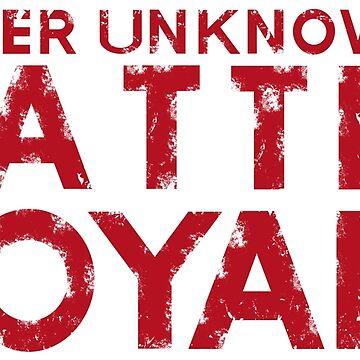 H1Z1 - Battle Royale Red by KingRedbad
