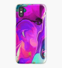 Abstract 51- wall art + Clothing+Products Design iPhone Case/Skin