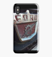 Old Ford iPhone Case/Skin