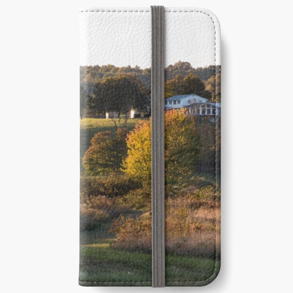 Touch of Autumn iPhone Wallet