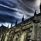 Cathedral Sky by adriano