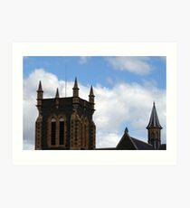 Church Goulburn Art Print
