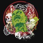 Zombie Raid by RockHouseCo