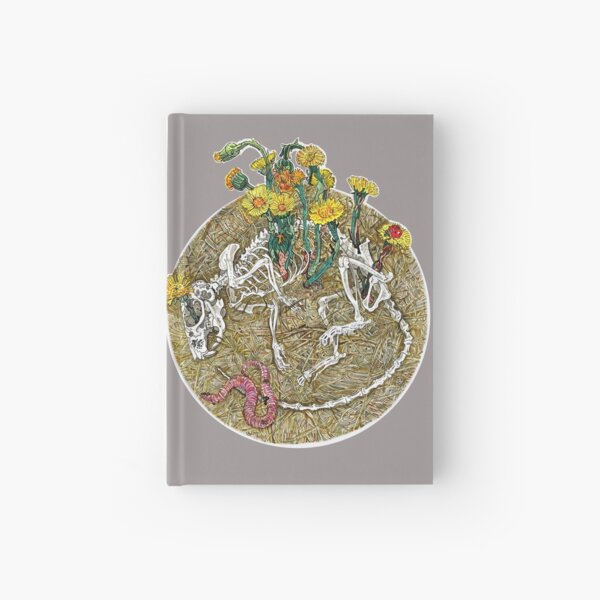 Circle of life. Hardcover Journal