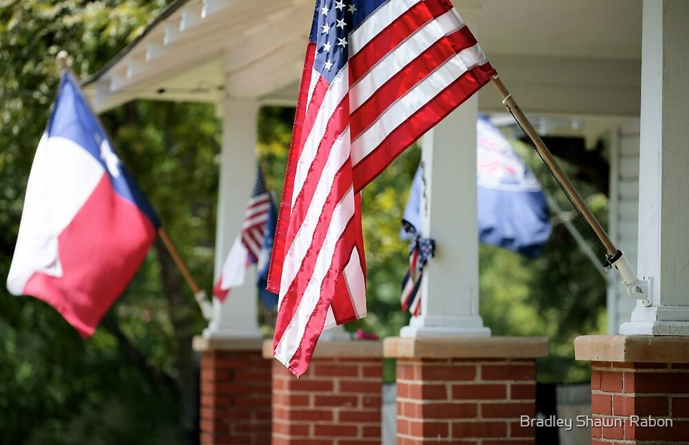"""Fly the Flags"" by Bradley Shawn  Rabon"
