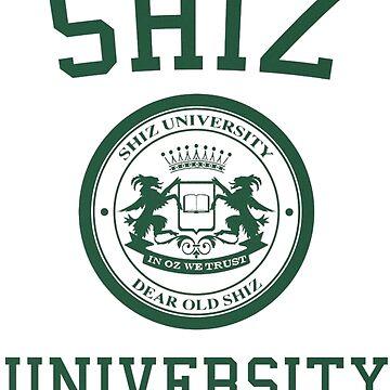 shiz university design by jayymarie
