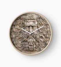 Old man Clock