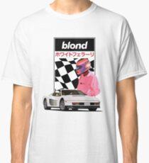 White Ferrari  Classic T-Shirt