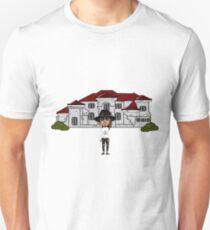 Flexin Front the Mansion Unisex T-Shirt