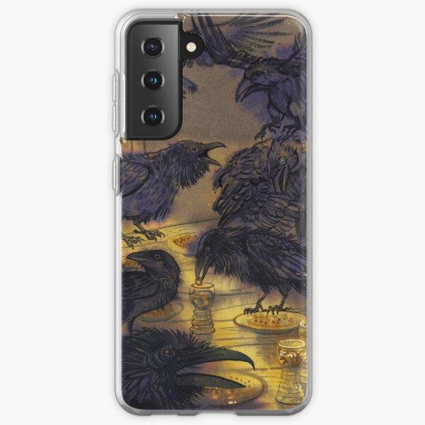 Seven ravens. Samsung Galaxy Soft Case