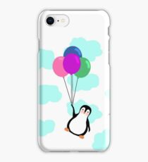 You are the wind in my Balloons  iPhone Case/Skin
