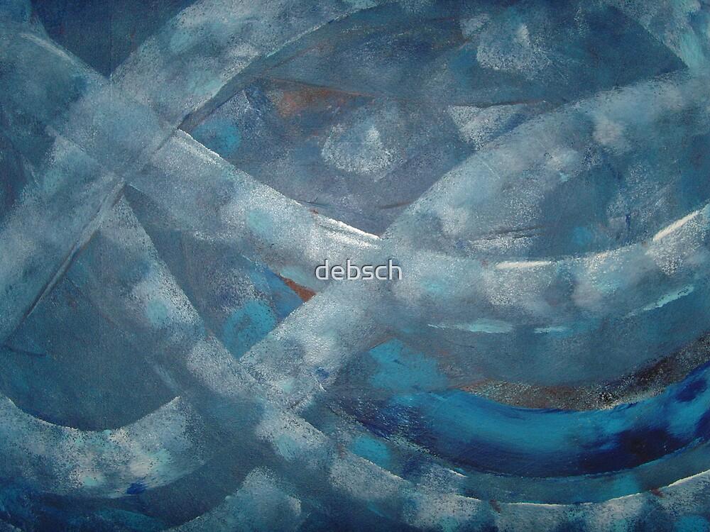 The Deep Blue by debsch