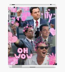 Leonardo DiCaprio Collage  iPad Case/Skin