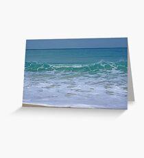 Arabian Sea Greeting Card