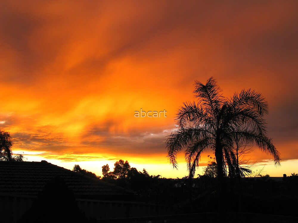 Sunrise west by abcart