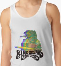 King Gizzard Lizzard Tank Top