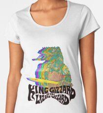 King Gizzard Lizzard Women's Premium T-Shirt