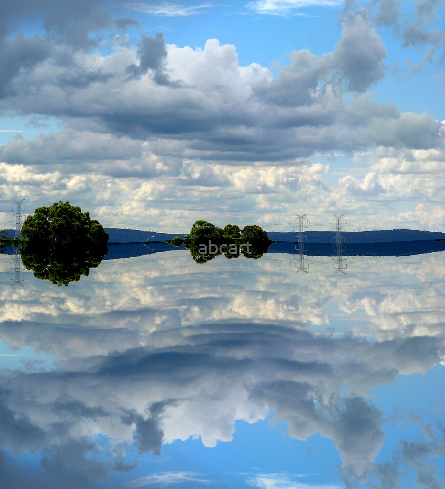 Glass Lakes by abcart