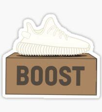 Yeezy Boost 350 V2 | Cream White Box Sticker