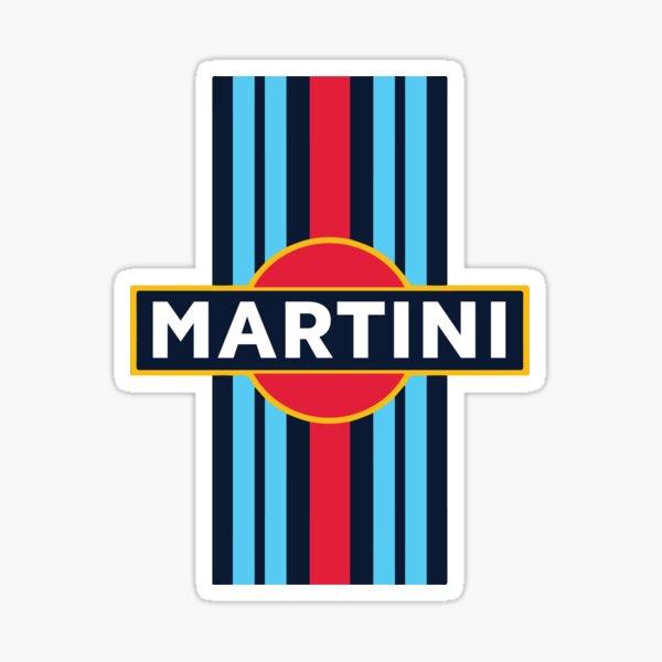 livrée martini Sticker