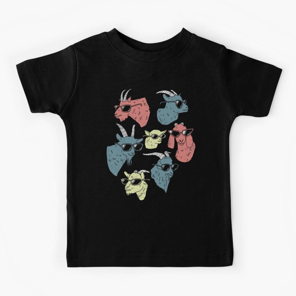 Goats Kids T-Shirt