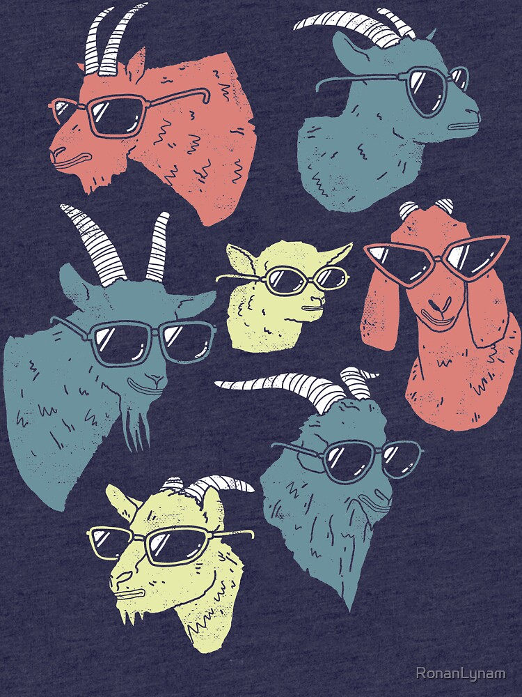 Goats by RonanLynam