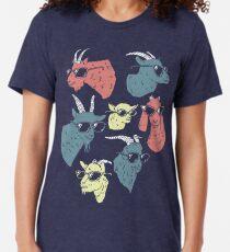 Ziegen Vintage T-Shirt