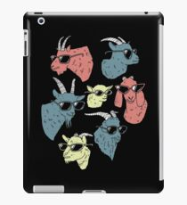 Goats iPad Case/Skin