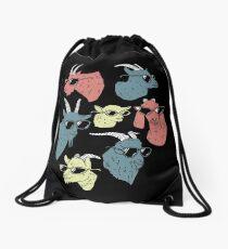 Goats Drawstring Bag
