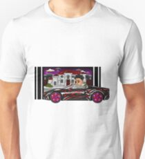 On a Mansion Mission Unisex T-Shirt