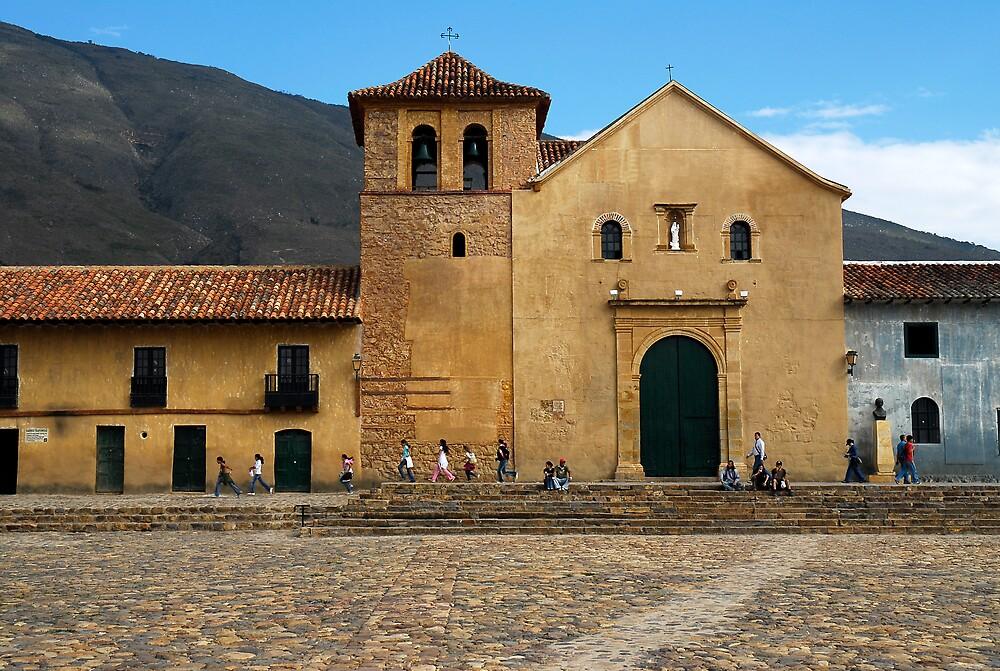 Villa de Leyva by almfranz