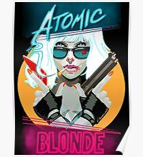 atomare blonde Poster