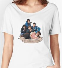 the breakfast club banner Women's Relaxed Fit T-Shirt