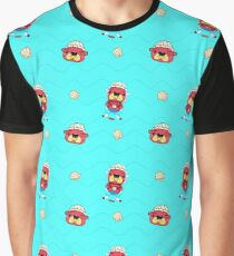 Animal Crossing Pascal the Otter Graphic T-Shirt