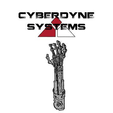 Cyberdyne Systems by autoboxdesign