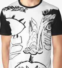 @ r t Graphic T-Shirt