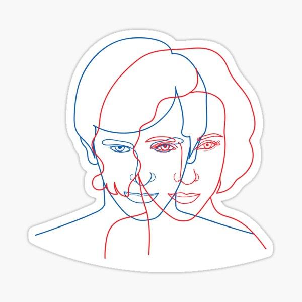 Norma(n) Sticker